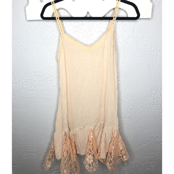 e09ddb3649a9a Free People Intimates & Sleepwear | Intimately Scream Lace Slip ...